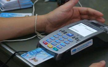 สัญญาณเน็ตอ่อน!บัตรคนจนทั่วไทย ยังรูดไม่ปรื๊ด