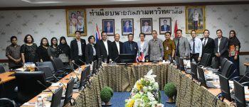 มรภ.สงขลา จับมือ อินโดนีเซีย ร่วมมือการศึกษา/วัฒนธรรม ตั้งเป้าแลกเปลี่ยนบุคลากรสองประเทศในสามประเด็นหลัก