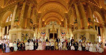 พระราชอาคันตุกะ ประมุข ผู้นำทั่วโลก ร่วมส่งเสด็จสู่สวรรคาลัย ในพระราชพิธีถวายพระเพลิงพระบรมศพ ในหลวง รัชกาลที่ 9