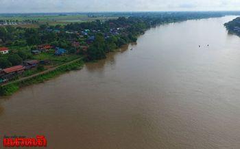 เกษตรฯปรับลดระบายน้ำท้ายเขื่อนเจ้าพระยา เตรียมรับมืออุทกภัยทางภาคใต้