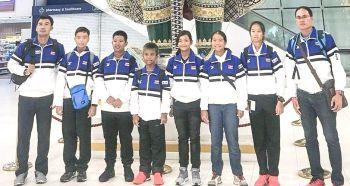 เด็กไทยลุยศึกเทนนิสไอทีเอฟเอเชี่ยน