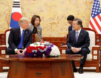 \'ทรัมป์\'เยือนเกาหลีใต้วันนี้ พบ\'มุน\'หารือการค้า-ขีปนาวุธโสมแดง