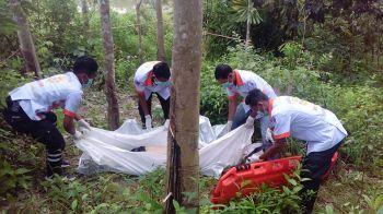 ฆ่าโหดชาวบ้าน2ศพทิ้งสวนยางคาดขัดแย้งยาเสพติด