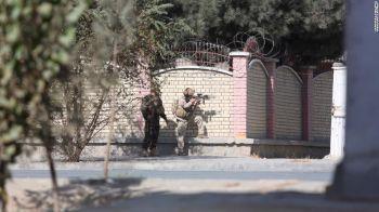 กลุ่มติดอาวุธบุกโจมตีสถานีโทรทัศน์\'อัฟกัน\' ปาระเบิด-กราดยิง ดับ1ราย