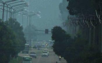 ใต้ฝนหนัก เหนือเย็นหมอกลง อีสาน-กลาง-ออก สบายฝนหมอกน้อย