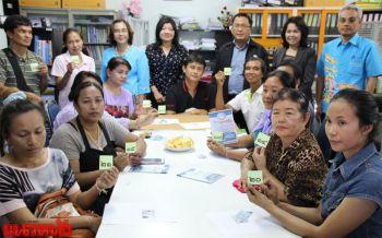 พังงา-พิษณุโลกคึกคัก ปชช.แห่ลงทะเบียนร่วมโครงการตลาดประชารัฐ