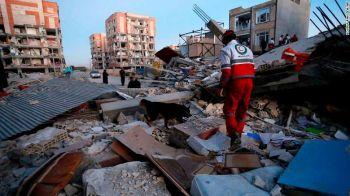 คร่า334ศพ!  แผ่นดินไหว'อิรัก-อิหร่าน'  ริมแนวชายแดนยับเยิน