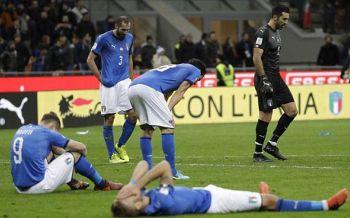 อิตาลีตกรอบ!เจาะสวีเดนไม่เข้า พลาดตั๋วบอลโลก