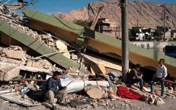 เหยื่อแผ่นดินไหวอิรัก-อิหร่านพุ่ง450ศพ