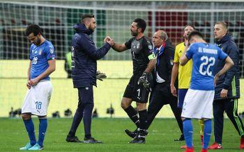 \'บุฟฟ่อน\'อำลาทีมชาติอิตาลี 3แข้งจอมเก๋าไปด้วย