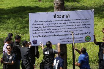 ยึดคืนหลวง  ที่ดิน200ไร่'หาดเลพัง-ลายัน'  DSIลุยคดีบุกรุกภูเก็ต