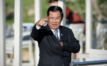 \'ฮุนเซน\'กินเรียบ! ศาลกัมพูชาสั่งยุบพรรคฝ่ายค้าน ตัดสิทธิ118นักการเมือง