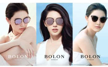 Fashion Update : โบลอง (BOLON) คอลเลคชั่นล่าสุด