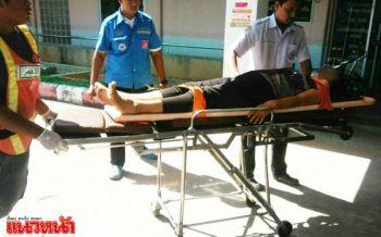 ตร.รู้ตัวคนร้ายตามประกบยิงผู้ช่วยพยาบาล คาดเป็นการสร้างสถานการณ์