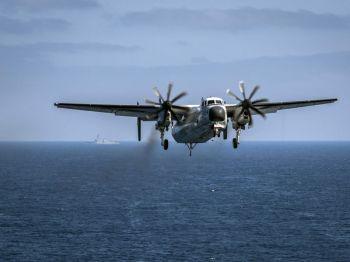 ยุติค้นหา3ลูกเรือสูญหาย เหตุเครื่องบินทหารตกในทะเล\'ฟิลิปปินส์\'