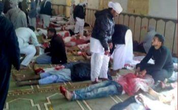 เกิดเหตุโจมตีมัสยิดที่แหลมไซนาย \'อียิปต์\' ตายอย่างน้อย 235 ศพ