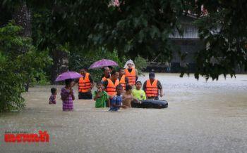 เฝ้าระวังน้ำท่วม!อุตุฯประกาศฉบับ31เตือนภาคใต้ฝนตกหนัก