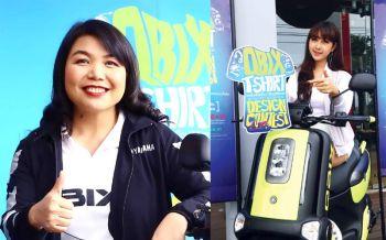 ยามาฮ่า จัดประกวด 'Yamaha T-SHIRT Design Contest'
