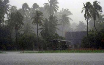 อุตุฯประกาศฉบับ35เตือน12จว.ใต้ฝนตกหนัก