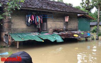 \'กฤษฎา\'สั่งกรมชลฯประสานมท.ติดตามน้ำท่วมใต้ลงพื้นที่ช่วยเหลือ