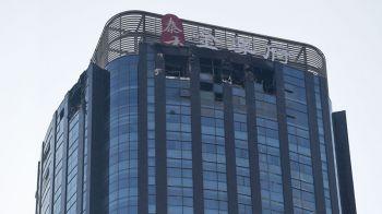 ไฟไหม้ชั้น38ตึกระฟ้าในจีน เสียชีวิตแล้ว10รายบาดเจ็บอีก5คน