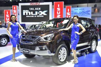 \'อีซูซุ\'ลุยฉลอง60ปีทองแนะนำรถใหม่  พร้อมยกทัพครบรุ่นร่วม\'มหกรรมยานยนต์\'