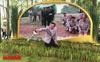 น้อมรำลึกในหลวงรัชกาลที่ 9 เกษตรฯ จัดยิ่งใหญ่\'วันดินโลก\'