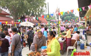 ลพบุรี-ตรังเปิดตลาดประชารัฐ ปชช.แห่ซื้อคึกคักสร้างรายได้ยั่งยืนให้ชุมชน