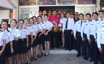 จบแล้วมีงานทำ!ปทุมธานีเปิดรร.สอนการอาชีพเรือสำราญและการโรงแรม