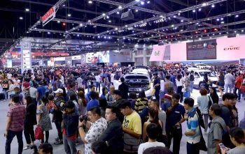 Hondaยอดจองพุ่งอันดับ1 ที่งานMotor Expo2017