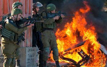 \'อิสราเอล\'ทิ้งบอมบ์ตอบโต้\'จรวด\'ยิงจากฉนวนกาซ่า \'ปาเลสไตน์\'ปะทะจนท.ดับ2ศพ