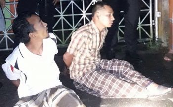 จับ2คนร้ายคดีความมั่นคง วางระเบิดในพื้นที่อ.กาบังจ.ยะลา
