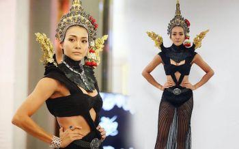 \'โย ยศวดี\'อวดหุ่นโชว์ความฮอตในชุดไทยที่แซ่บหนักมาก