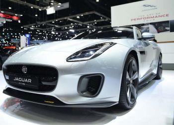 New Jaguar F-Type 400 SPORT
