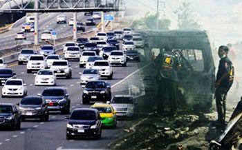 \'บิ๊กป้อม\'สั่งลดเจ็บ-ตายช่วงปีใหม่  ชงวาระแห่งชาติ-ย้ำ\'เมาขับจับยึดรถ\'