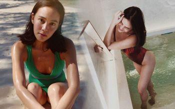 \'เจนี่\'โชว์หุ่นสวยในชุดว่ายน้ำ แซ่บซี๊ดทั้งด้านหน้า-ด้านหลัง