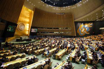 สหรัฐคลั่งถูกฉีกหน้า! ที่ประชุมใหญ่ UN ลงมติปฏิเสธการรับรอง \'เยรูซาเล็ม\'