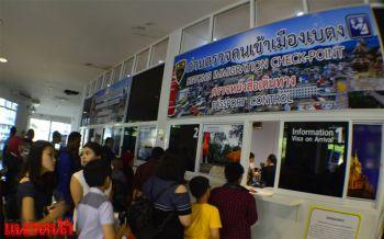 ชาวมาเลย์-สิงคโปร์ทยอยเข้ามาเที่ยวในไทย ยอดจองโรงแรมยาวถึงปีหน้า