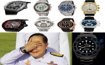 หรูหรา-มีระดับ-แพงระยับ! เปิดคอลเล็คชั่นนาฬิกา\'บิ๊กป้อม\'