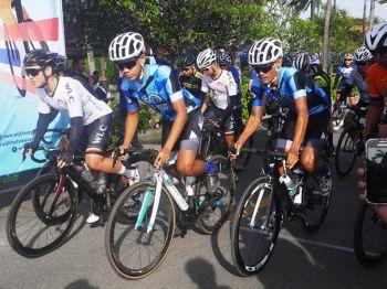 ยามาฮ่าร่วมเปิดประสบการณ์ การแข่งขันจักรยาน WTJ Road to Roma