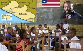 ปฏิรูปการศึกษา งานใหญ่ของรัฐบาลไลบีเรีย
