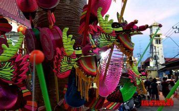 เฮงๆรวยๆ! ราชบุรีจัดยิ่งใหญ่งานไหว้'10เทพเจ้า'ฉลองปีใหม่-ตรุษจีน