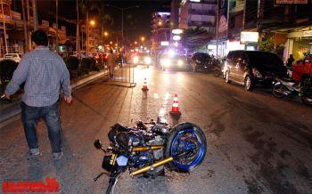 หนุ่มรัสเซียควบบิ๊กไบค์ชนนทท.เกาหลีเดินข้ามถนนดับสยอง3ศพ