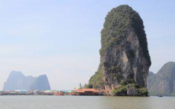อุทยานฯอ่าวพังงาเว้นค่าธรรมเนียมชาวไทยเที่ยวงานวันเด็กแห่งชาติ
