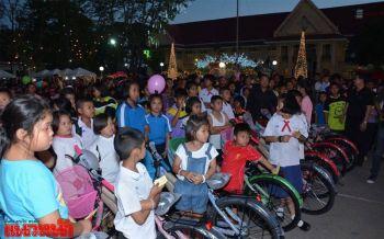 เพชรบูรณ์จัดงานวันเด็กประจำปี61 เตรียมแจกจักรยานกว่า50คัน