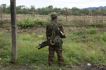 \'กองทัพเมียนมา\'ยอมรับครั้งแรก มีส่วนเกี่ยวข้องสังหาร\'โรฮีนจา\'