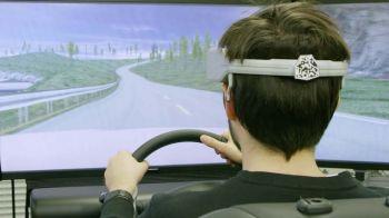 นิสสัน เผยนวัตกรรมใหม่ล่าสุด  Brain-to-Vehicle