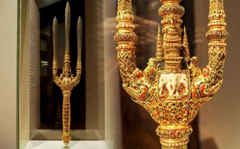 มหัศจรรย์ที่สุดในชีวิต อ.เผ่าทองเอ่ยปากชม\'ตรีศูล\'ร.5ถวายกษัตริย์ออสเตรีย