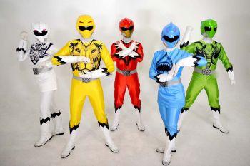 \'โมโนแม็กซ์\'ผนึกกำลัง\'การ์ตูนคลับ\'  นำคอนเทนต์การ์ตูนซีรีส์ดังDoubutsu Sentai Zyuohgerบุกไทย!