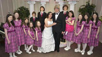 พ่อ-แม่มะกันสุดทารุณ  ขังลูก 13 คนไว้ในบ้าน-ปล่อยอดอยาก